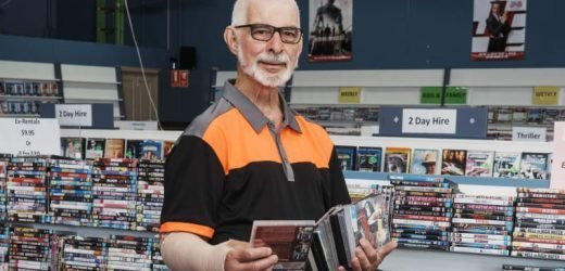 An unexpected challenge kills off one of Sydney's last DVD stores
