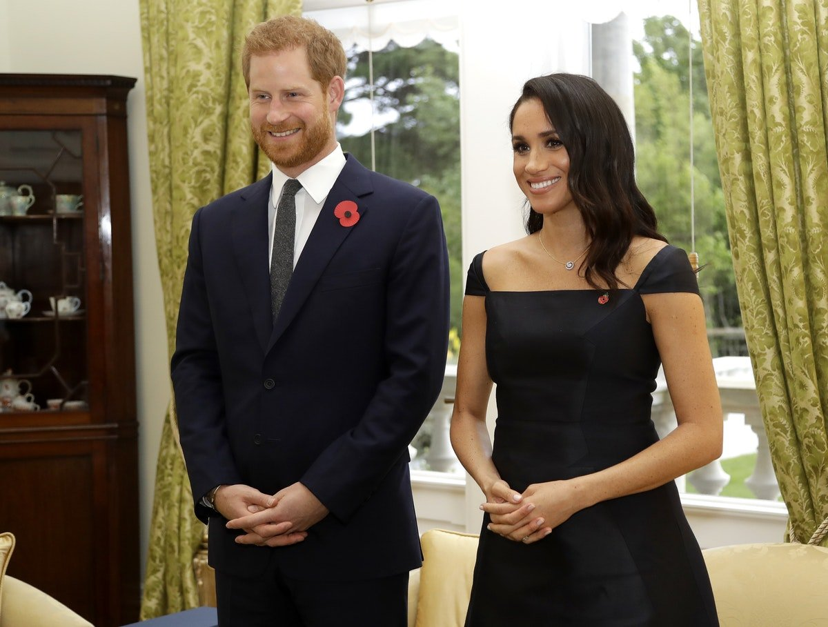 Will Meghan & Harry Have A Nanny? They May Go In A Different Direction Than William & Kate