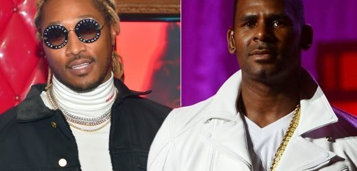 Future wants people to stop talking about R. Kelly