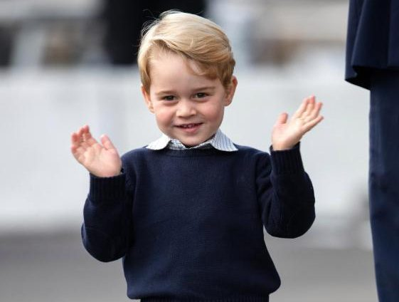 Is Prince George's real name Archie, what are his nicknames and what do Kate Middleton and Prince William call him?