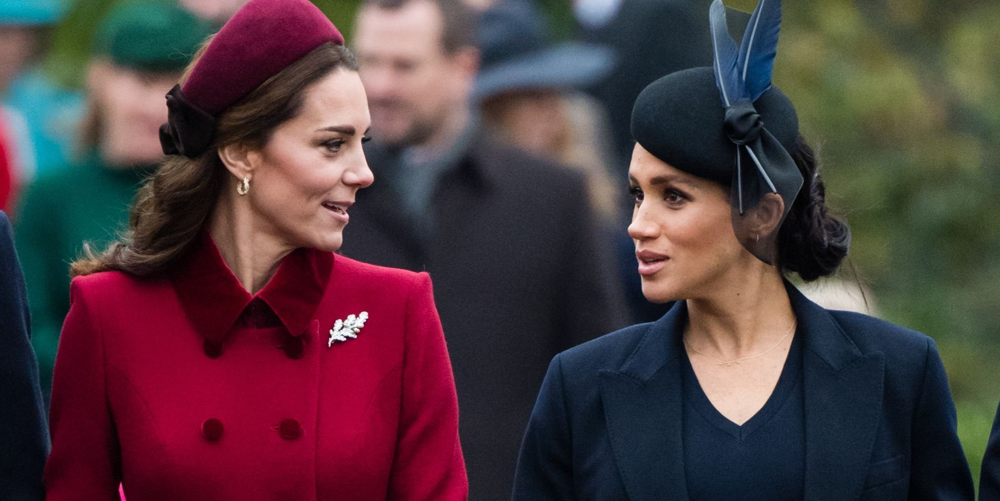 "The Queen ""Reached Her Limit"" with Meghan and Kate Drama at Xmas"