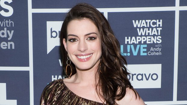Anne Hathaway Gave Up Drinking for an Extremely Relatable Reason
