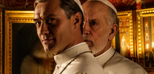 First Look at Jude Law, John Malkovich in 'The New Pope'