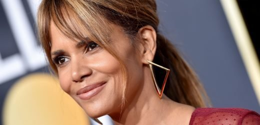 Halle Berry Just Posted A Bikini Selfie Revealing Her Favorite Face Mask
