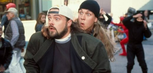 'Jay and Silent Bob' Reboot Is in the Works, Kevin Smith Confirms