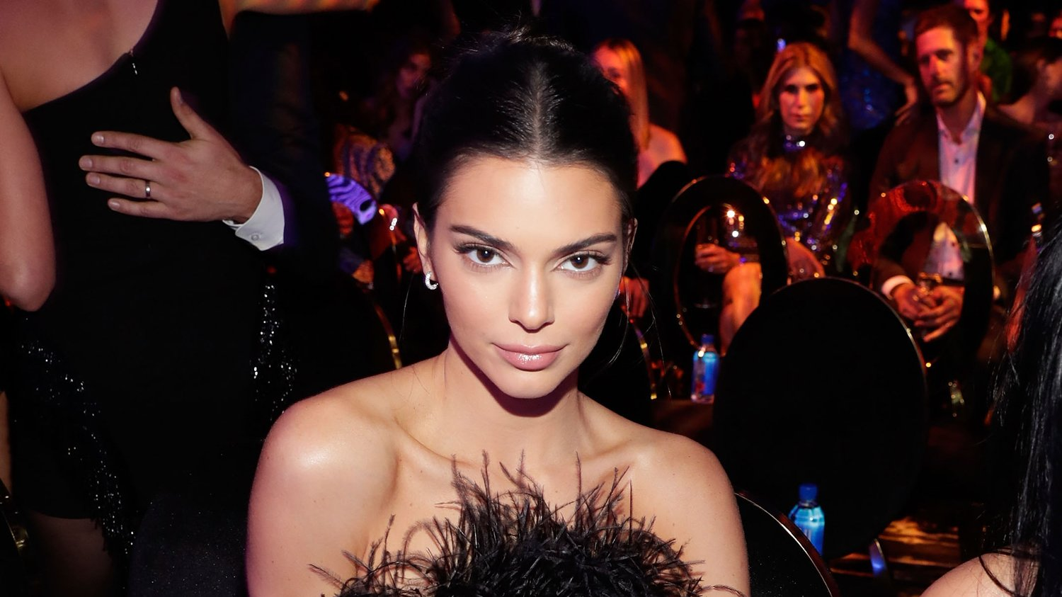 Kendall Jenner Urges Fans to Be More Open About Insecurities