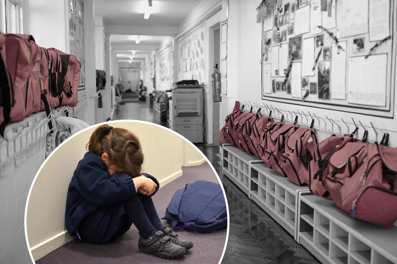 Shocking rise of the pre-teen sexual predators stalking the UK's schools and attacking peers
