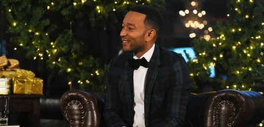 John Legend Defends Old Photo With Harvey Weinstein: 'It Was Before His Abuse Was Known To Me'