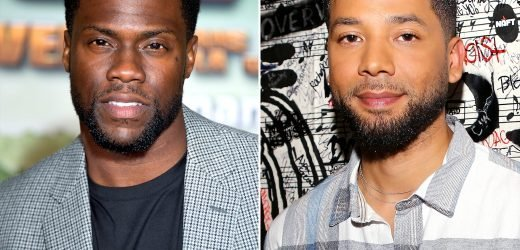 Kevin Hart Sends 'Prayers' to Jussie Smollett — But Faces Backlash in Wake of Homophobic Tweets