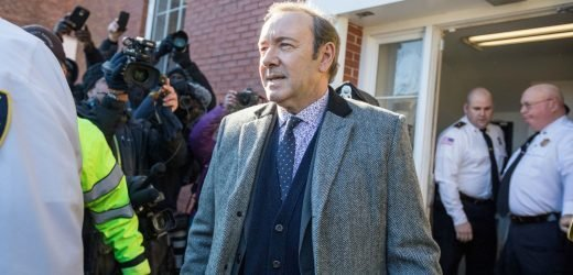 How Kevin Spacey went from megastar to pariah in just over a year