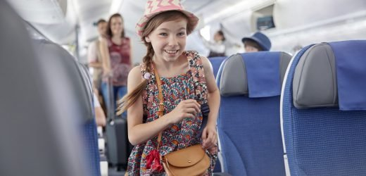 This Airline's New Pass Allowing Kids to Fly for Free Is a Game-Changer