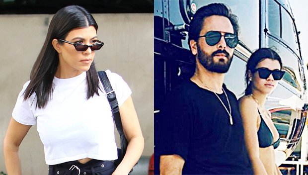 Kourtney Kardashian 'Freaking Out' That Scott Disick May Propose To Sofia Richie