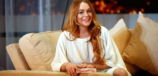 Lindsay Lohan Bought the Beach Where Ex Assaulted Her As an 'Eff-You'