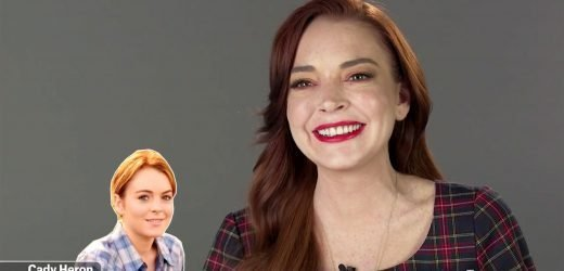 Lindsay Lohan reveals where she thinks her past characters are today