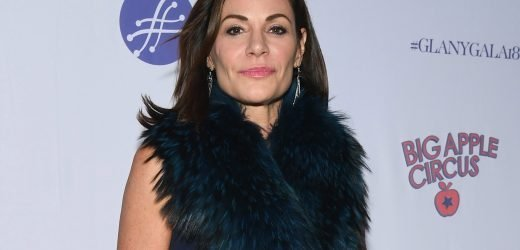 Luann de Lesseps checks in with probation