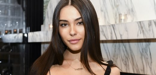 Madison Beer Couples Up With Zack Bia For Steven Levine's Birthday Party