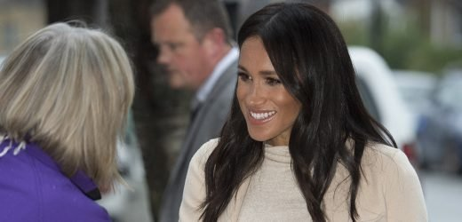 Meghan Markle Is Called a 'Fat Lady' to Her Face & Here's How She Responded (Video)