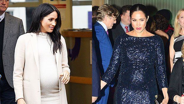 Meghan Markle Wears $35 Dress & $5,595 Gown Back-To-Back: Which Look Is Your Fave?