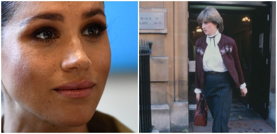 Meghan Markle's 'Voice' Taken Away By Royal Family, 'Just Like They Did To Princess Diana' Alleges 'Express'