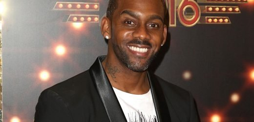 Why did Dancing On Ice star Richard Blackwood leave EastEnders, did he go on Strictly and is he related to Naomi Campbell?