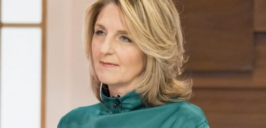 Is Kaye Adams married, what was her secret feud with Nadia Sawalha and when did she join Loose Women?