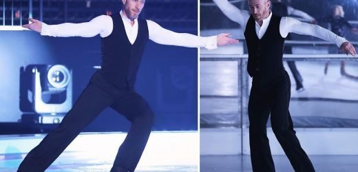 James Jordan reveals arthritis in his hips could hinder his chances on Dancing On Ice