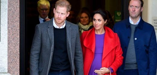 Meghan Markle Just Talked About Her Due Date and the Sex of Her Baby