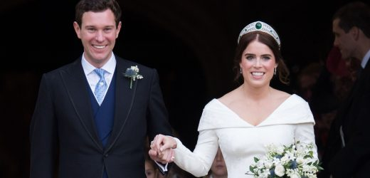 Princess Eugenie Just Shared a Rare Proposal Photo on Instagram