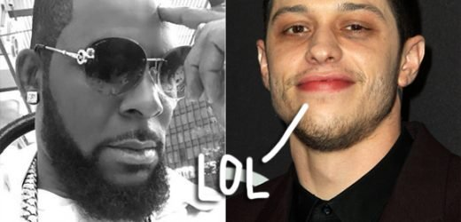 Pete Davidson Fires Shots At 'Evil' R. Kelly During Stand-Up Performance!