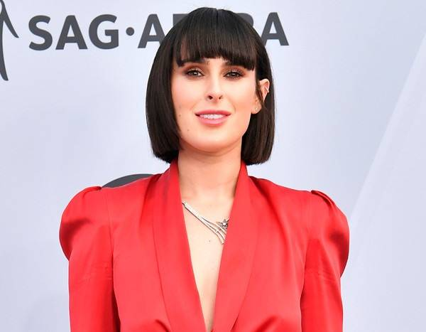Is Rumer Willis the Lion on The Masked Singer?