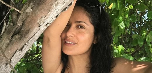 Salma Hayek Is Our Instagram Queen Of The Week – See Her Stunning Pics & Videos