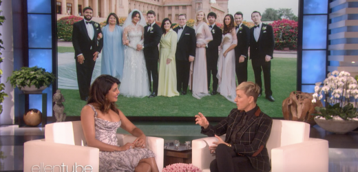 Ellen Confronts Priyanka Chopra for Not Inviting Her to Her Wedding