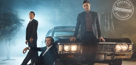 Supernatural: Jared Padalecki, Jensen Ackles on why episode 300 isn't the show's end