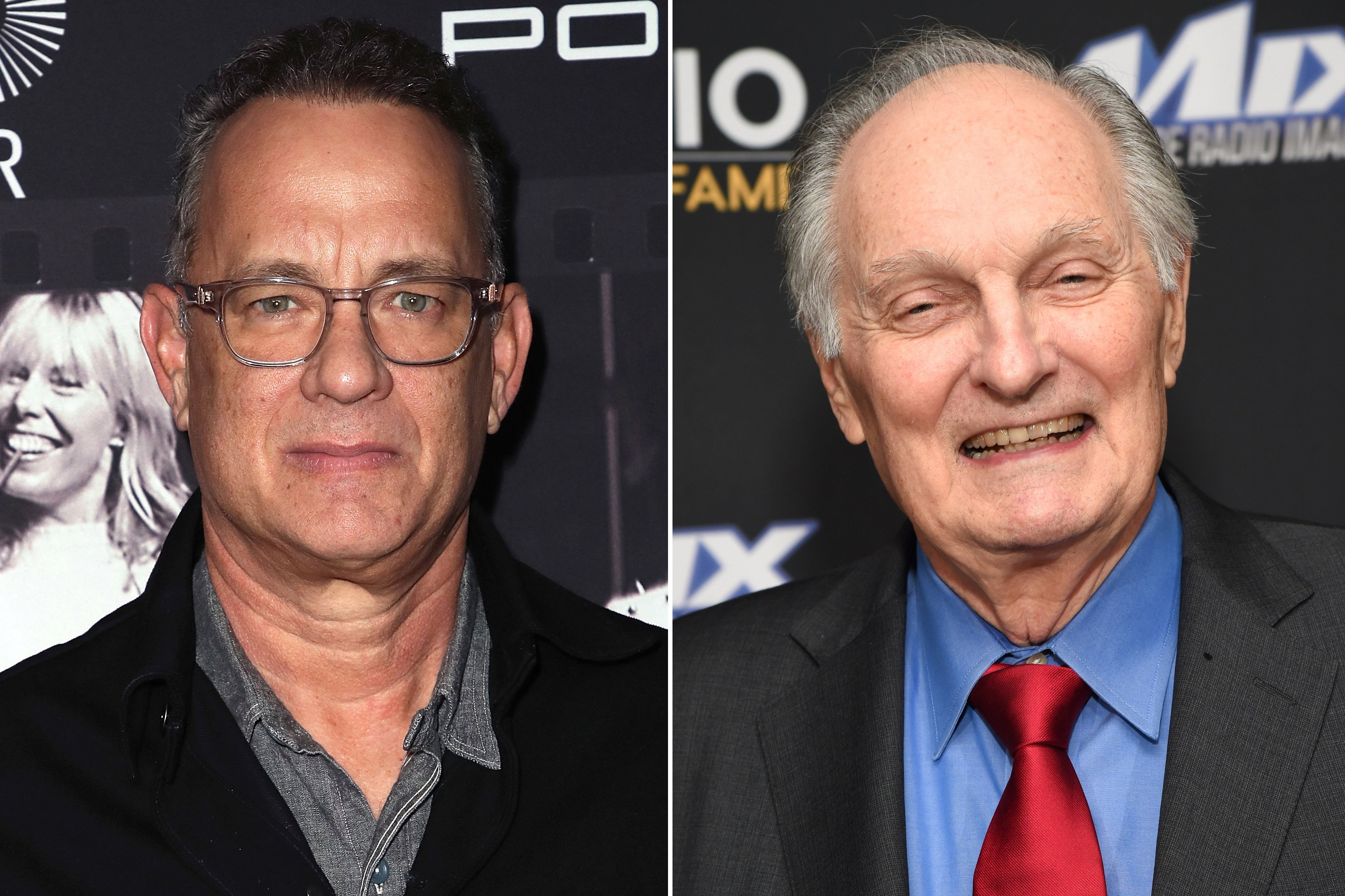 Tom Hanks to present Alan Alda with SAG life achievement award