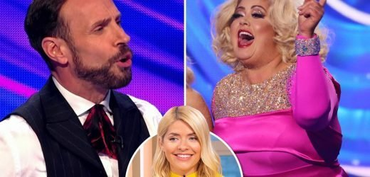 Dancing On Ice's Gemma Collins HASN'T had an apology from Holly Willoughby – but doesn't care as she's focused on new feud with Jason Gardiner