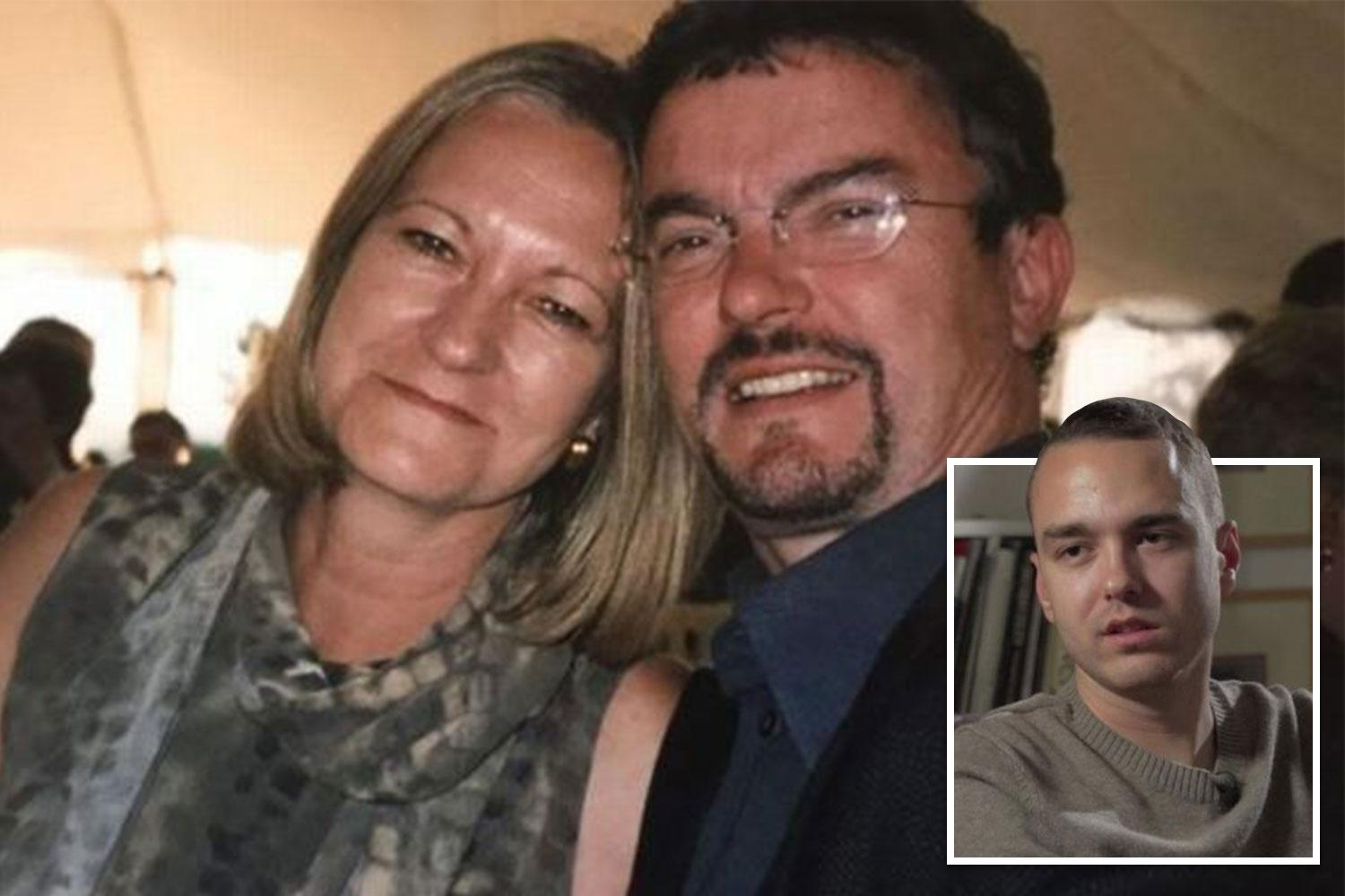 Sons of mum who killed their dad with a hammer call for her to be RELEASED from prison