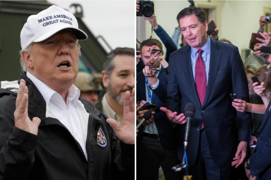 FBI suspected Donald Trump may have been a secret Russian AGENT after he sacked bureau chief James Comey, bombshell report says