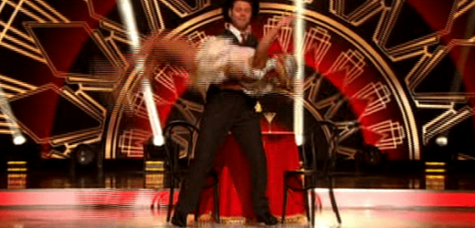 Brian McFadden blasted by Dancing on Ice judges after dropping partner Alex Murphy