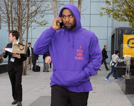 Kanye West Got Sued For Not Paying A Japanese Fabric Company