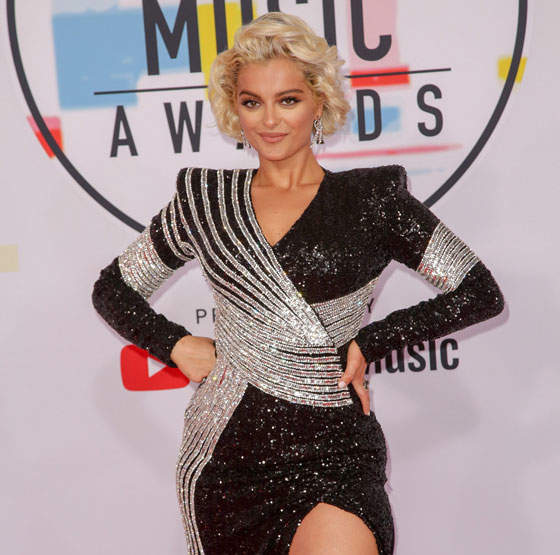 "Bebe Rexha Says Designers Won't Dress Her For The Grammys Because She's ""Too Big"""
