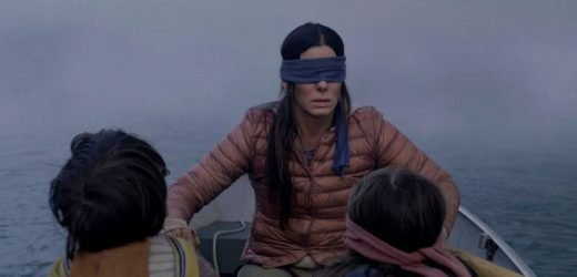 'Bird Box' challenge inspired by Netflix movie prompts streaming service to issue warning