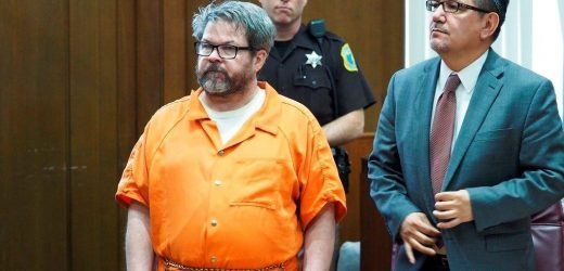 Killer Uber driver who went on 2016 Michigan shooting spree pleads guilty