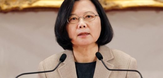 President Tsai says Taiwanese want to maintain self-rule