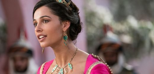 Naomi Scott details Princess Jasmine's new 'Aladdin' song: 'It's a punch in the face'