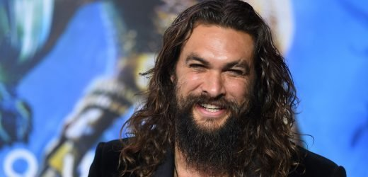 WATCH: 'Aquaman' star Jason Momoa shares endearing video of his visit home to Iowa