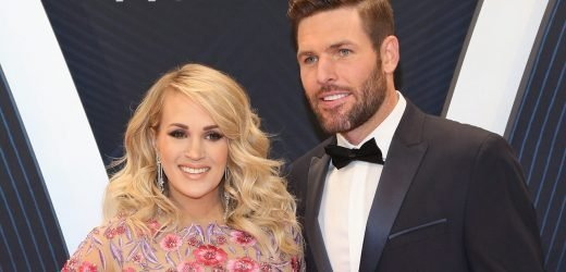 Pregnant Carrie Underwood and husband Mike Fisher adopt new puppy