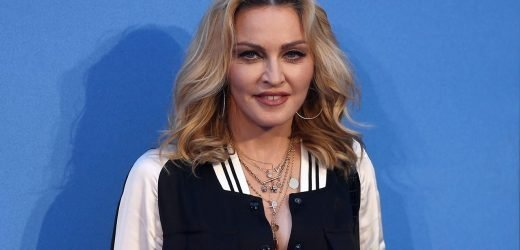 Madonna issues statement after eyebrow-raising picture emerges