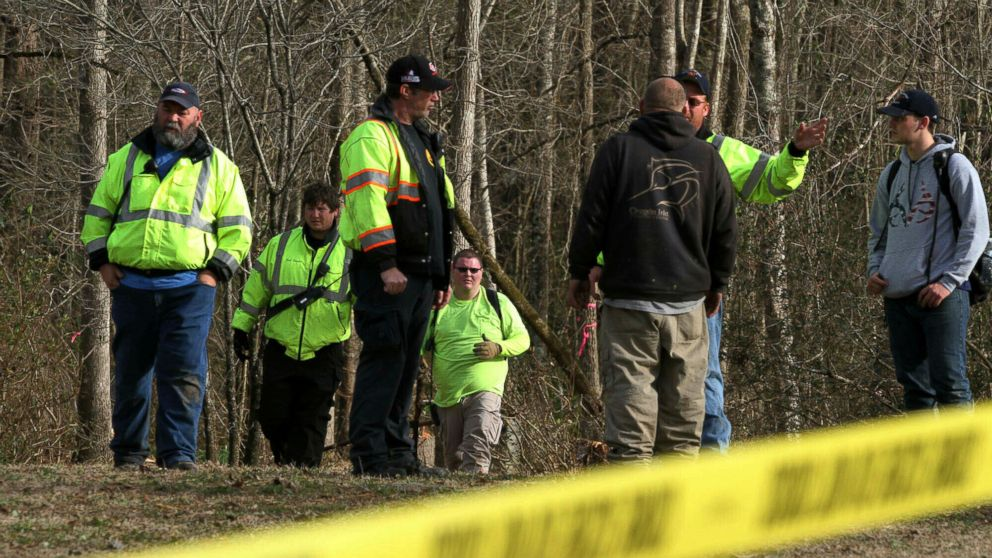 'He's a survivor': Rescued 3-year-old endured heavy rain, freezing temps in woods