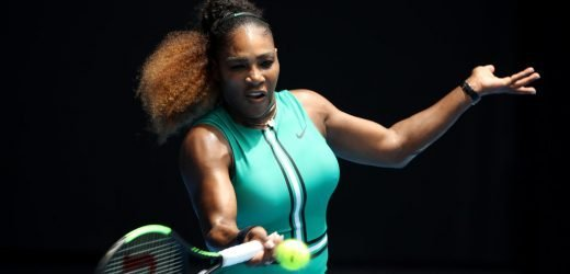 Serena Williams Turns Back the Clock in Easy Victory