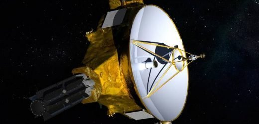 NASA spacecraft flies by distant world past Pluto to ring in 2019